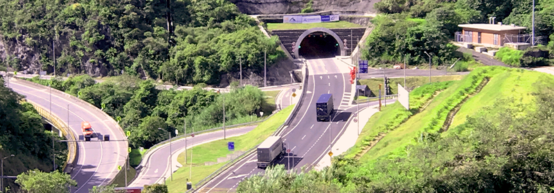 Indra will provide maximum safety and effectiveness in seven tunnels of Colombia, for €20 million